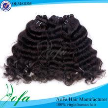 Grate AAAAA 100% virgin kbl peruvian hair