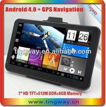 n8000 android 4.0 phone mtk6575 1.0ghz 3g gps wifi with AV-IN HD LCD Allwinner boxchip 1.2GHz 512RAM 8GB WIFI FM