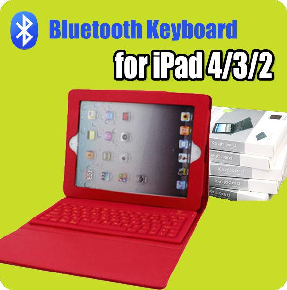 Wireless Bluetooth Keyboard For iPad 4 3 2