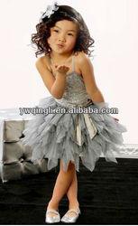 2013 New style high quality Posh Baby Girl Dress Fashion Chiffon Dresses for Children