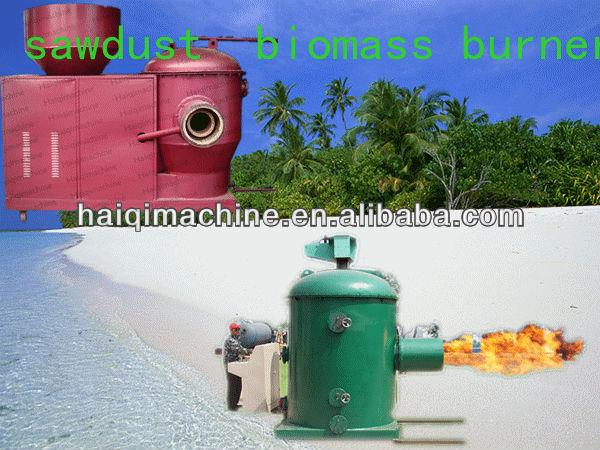 Biomass Burner Docking Asphalt heating equipment