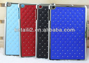 for crystal ipad mini case with BV certificate