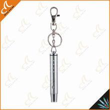 2013 Best selling metal keyring laser tool pen