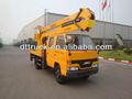 Camion nacelle 12m/rue haute- camion de travail
