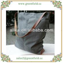 Fashion Canvas tote bag Cross body Bag