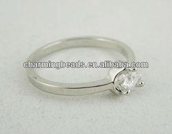 CH-FCT20130284 Fashion big ring jewelry,Wholesale brass big ring with rhinestone,2013 fashion jewelry ring