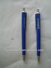 Plastic Radisson Hotel Ball Pen JD8124