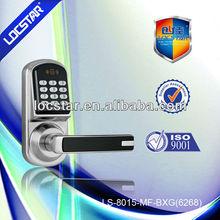 key card munber lock digital keypad