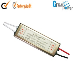 70w signal-circuit constant current led driver manufactory & supplier & exporter