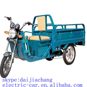 china three wheels electric tricycle