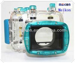 013 Excellent For Nikon P7100 Camera Underwater Housing Waterproof Case
