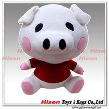 Wholesale big make stuffed pig