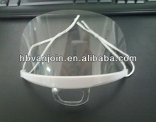 Transparent Hygiene Face Mask with Shield