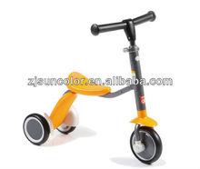 2012 newest design 2 in 1 kids scooter ,Smart Trike