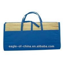 foldable straw picnic mat