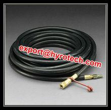 "1/4"" PVC high pressure washer hose car washing hose industrial hose"