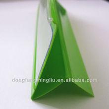 green watsons label holder pvc plastic