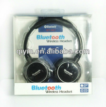 New Bluetooth stereo headphone music headphone High-Fidelity leather earpad