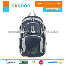 2013 waterproof backpack fabric
