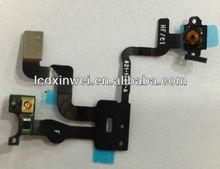 For iPhone 4S Sensor Power Button Flex Cable Ribbon Parts