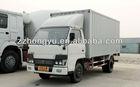 1.5T Hino box van truck,dry cargo ,Hino box van