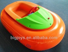 orange bumper boat,inflatable water boat