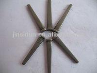 Hard Steel Cut Nails Manufacture