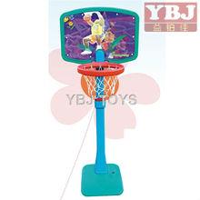 Unique creative plastic giant basket hoop