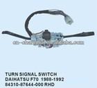 Turn signal switch for Daihatsu F70 1988-1992