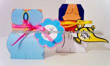 aladdin e gelsomino sposi forniture da parte di principessa gelsomino e Aladdin partito trattare scatole