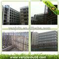construcción rápida solución prefabricada para el sitio de la oficina del sitio oficial