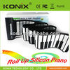Silicone Piano /Midi USB Roll Up Piano /Flexible Synthesizer Keyboard Piano