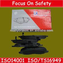 Top Quality Reeco Brake Pad For Used Kia Trucks In Korea
