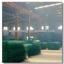 PVC Coated Fence Panels factory