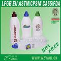 500ml beber botella de plástico botella de los deportes bpa- gratis