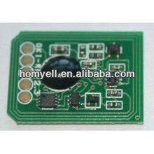 For OKI C5600/C5700 compatible laser printer toner chips