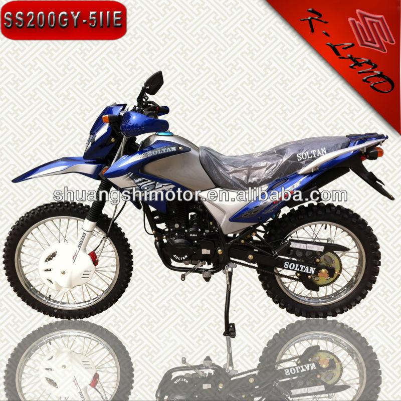 Chongqing Super Brazil Pit Dirt Bike 200cc