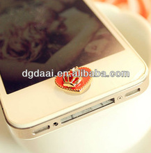 Home button sticker phone stickers cell phone button stickers