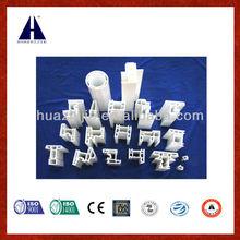 (plastic profiles for) PVC windows