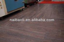 Laminated vinyl PVC flooring tile