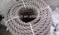 3- filamento de nylon trenzado de la cuerda