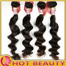 Beautiful Women Hair Products,Virgin Peruvian Hair Natural Wave