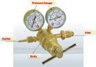 GH-591H-25 High Pressure Hydrogen Gas Piston Regulator