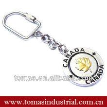 Novelty keychain custom metal souvenir products