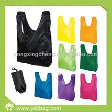 Polyester Folding Shopping Tote Bag