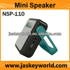 fm radio speaker with usb port