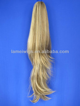 Claw Clip Ponytail PN-0144