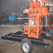 Most salable and inexpensive in 2012 HF130 hydraulic water well drilling rig