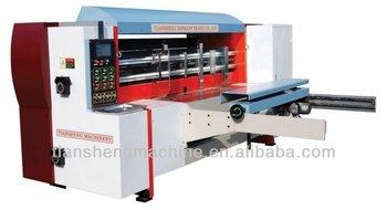 TS NC-Auto Rotary Die-cutting Machine (Lead Edge Feeding)