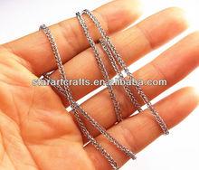 SN068 Fashion round lantern style necklaces for pendants